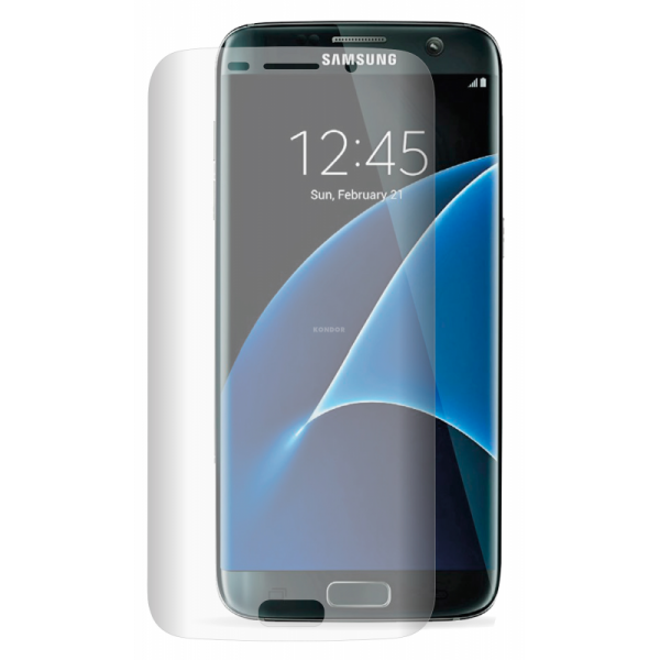 Premium Quality Tempered Glass Screen Protector for Samsung Galaxy S7 Edge