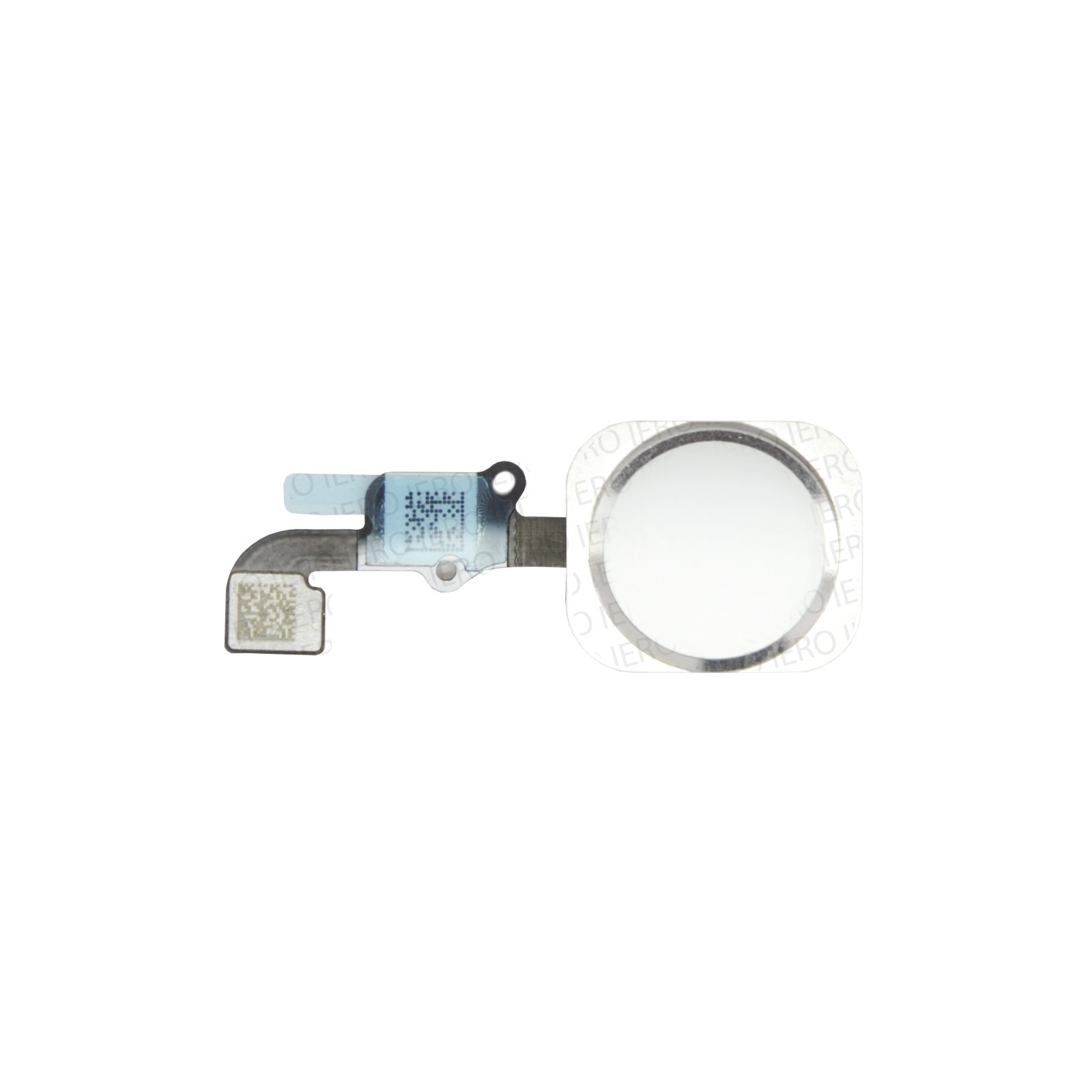 Home Button Fingerprint Sensor Reader Replacement for iPhone 6 & 6 Plus White