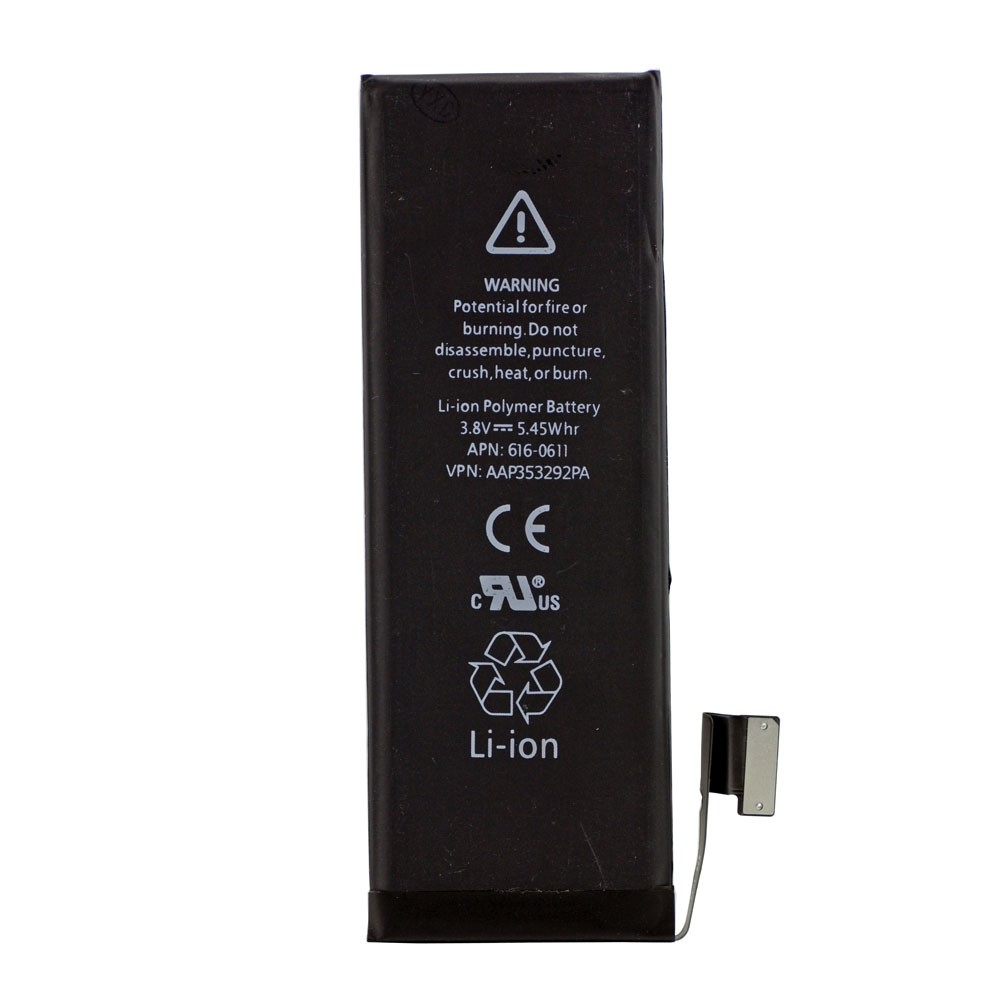 Premium Quality Original Capacity Battery Replacement for iPhone 5