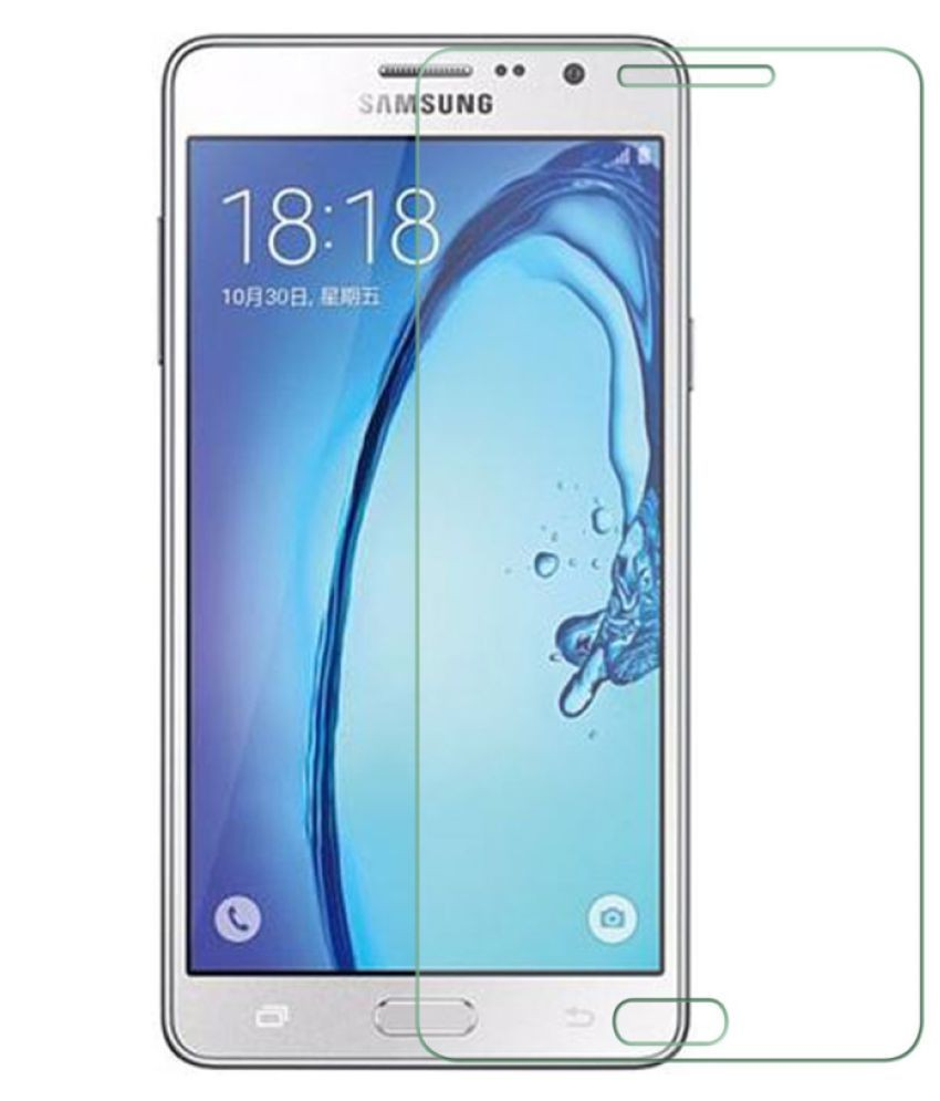 Premium Quality Tempered Glass Screen Protector for Samsung A5, 2017 Model