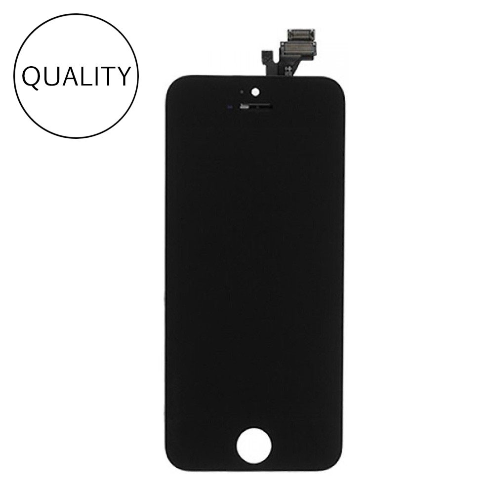 Quality LCD Touch Screen Digitizer Replacement for iPhone 5 Black