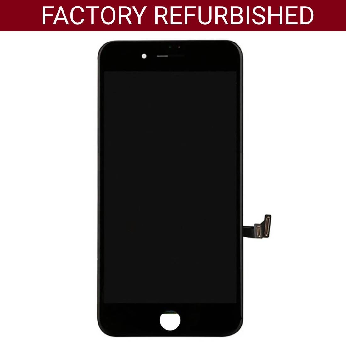 Refurbished LCD Screen Replacement for iPhone 7 Plus Black 5.5""
