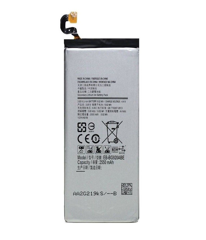 High Quality Internal Battery Replacement for Samsung Galaxy S8