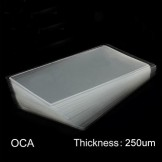 OCA LCD Screen Glass Panel Optically Clear Adhesive Sheet Glue for iPhone 6 4.7""