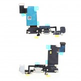 Dock Connector Headphone Flex Cable Replacement for iPhone 6S Plus White