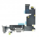 Dock Connector Headphone Flex Cable Replacement for iPhone 6 Plus Black