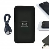 QI Wireless Charger Pad for iPhone Samsung Galaxy S3 S4 S5 Nexus Lumia HTC Black