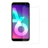 Premium Quality Tempered Glass Screen Protector for Samsung A6, 2018 Model