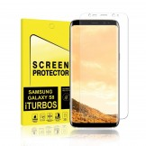 TPU Gel Screen Protectors Film Cover LCD Guard for Samsung S7 Edge