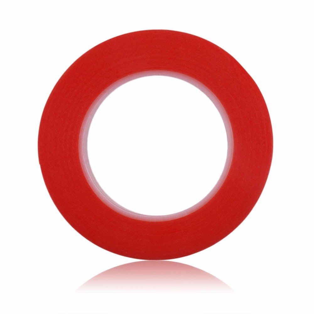 5mm Red Tape Double Sided High Quality Adhesive Roll for ...
