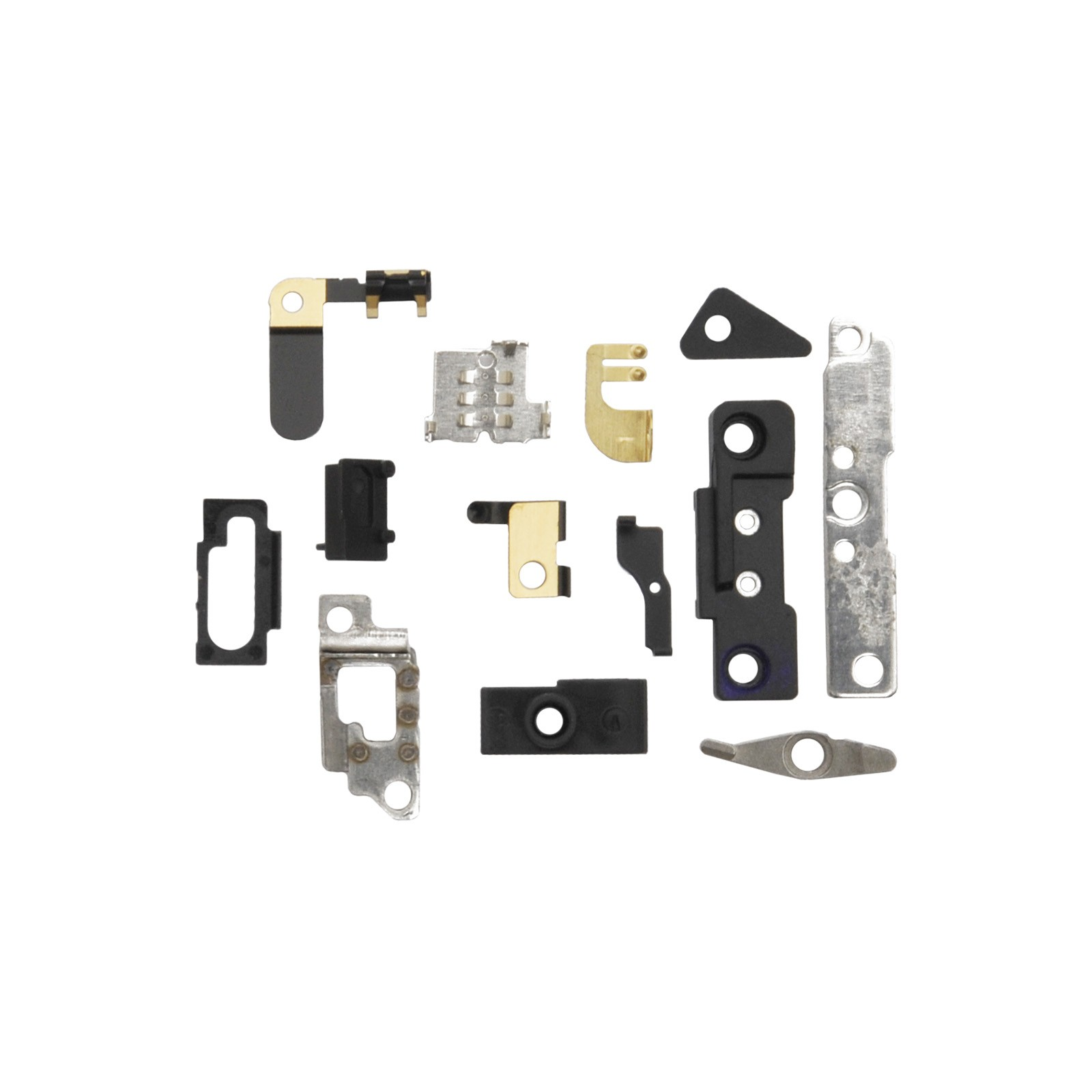 iphone replacement parts middle plate 13 in 1 inner repair parts replacement for 9595