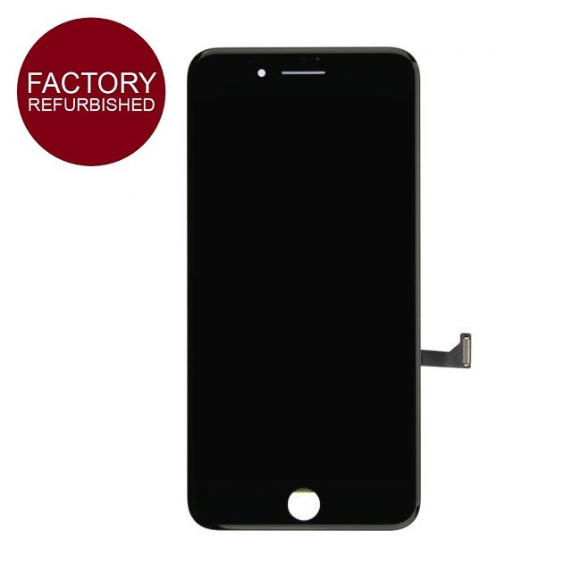 Refurbished LCD Screen Replacement for iPhone 7 Black 4.7""