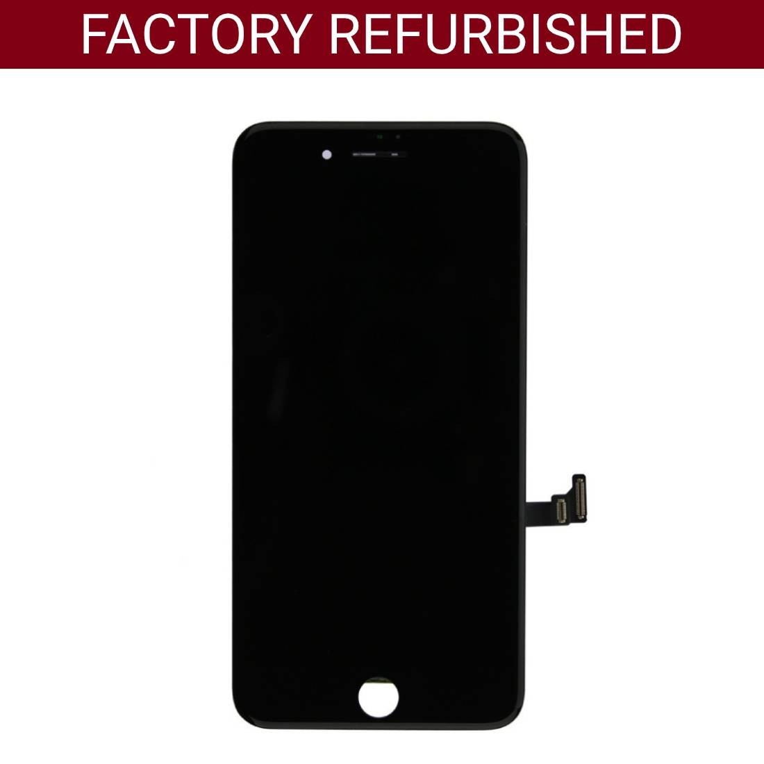 """Refurbished LCD Screen Replacement for iPhone 7 Black 4.7"""""""