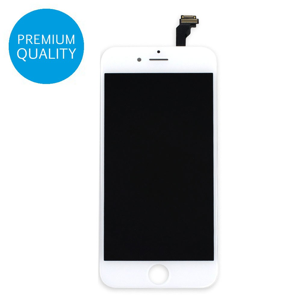 High Quality LCD Screen Digitizer Replacement for iPhone 6 White 4.7""
