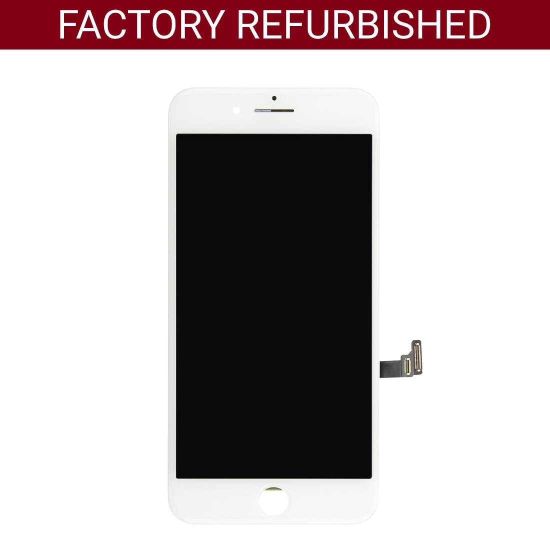 """Refurbished LCD Screen Replacement for iPhone 7 White 4.7"""""""