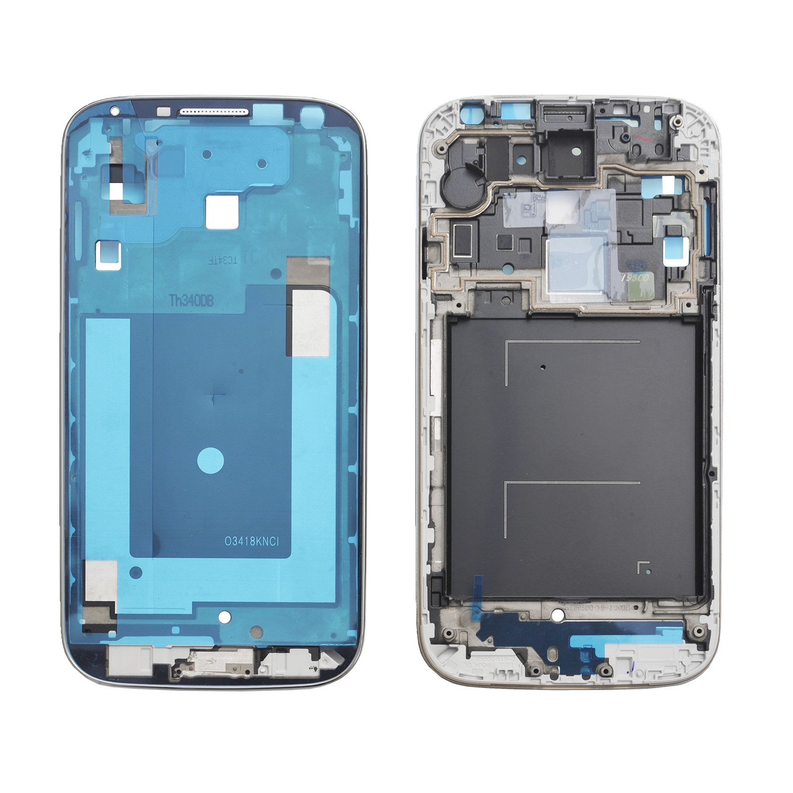 Middle Frame Plate Bezel Housing Chassis Replacement for Samsung ...