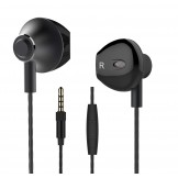 Langsdom M420 Noise-Cancelling High Performance Headphones - Black