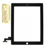 Replacement Touch Screen Digitizer Glass for iPad 2 Black