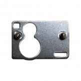 Front Camera Metal Holder Bracket Replacement for iPad 2