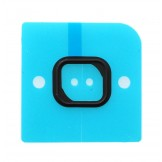 Rubber Home Button Grommet Replacement Adhesive for iPhone 5S 6