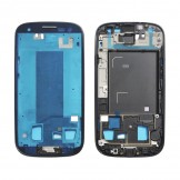 Middle Frame Plate Bezel Housing Chassis for Samsung Galaxy S3 i9305 Black