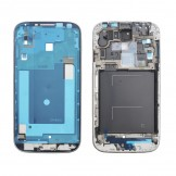 Middle Frame Plate Bezel Housing Chassis Replacement for Samsung Galaxy S4 i9500