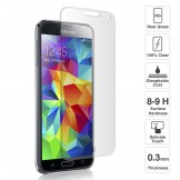Premium Quality Tempered Glass Screen Protector for Samsung Galaxy S5